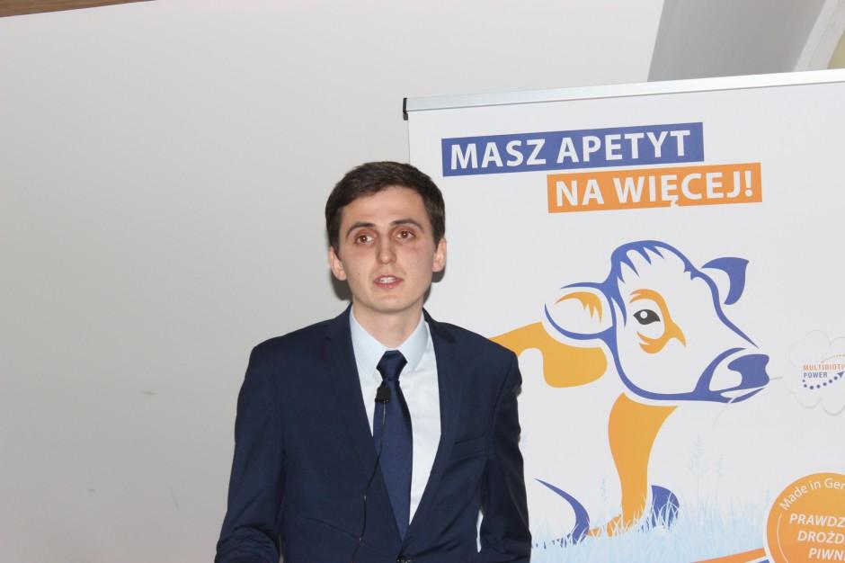 Wojciech Wójcik mówił o profilaktyce weterynaryjnej w stadach bydła mięsnego
