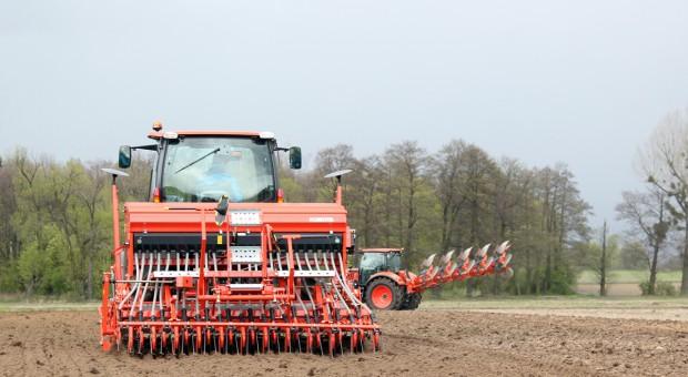 Na polach praca wre, co jest wykonywane?