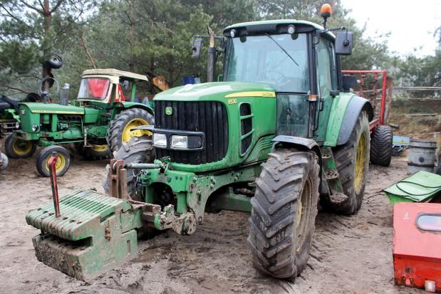Sprawdzone w akcji – używane ciągniki John Deere 6030