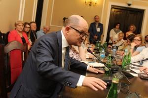 Włodzimierz Bartkowski apelował o nie demonizowanie polskiego drobiarstwa
