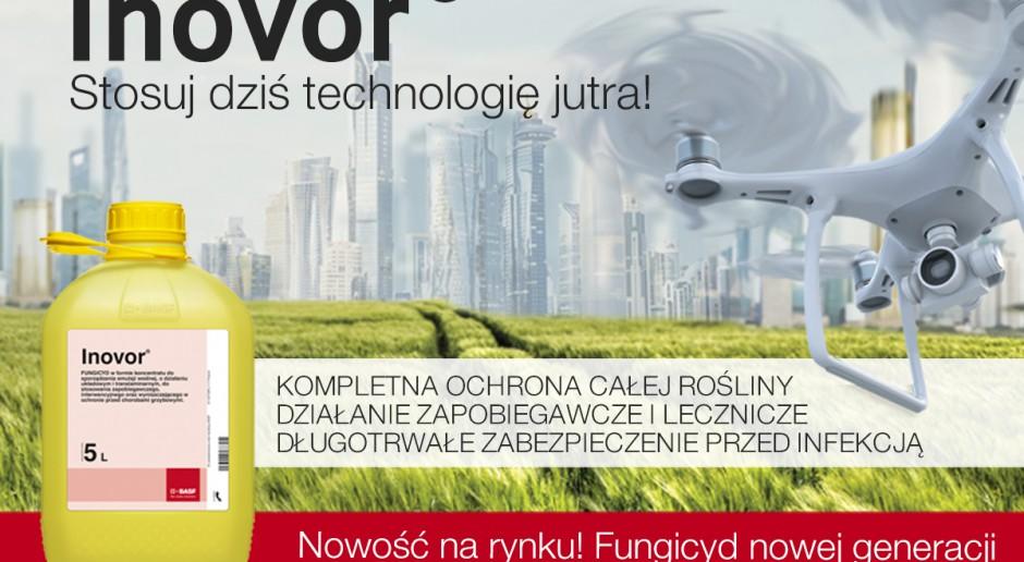Technologia jutra na polach