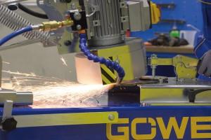 Göweil proponuje ostrzarki stacjonarne z systemem chłodzenia ostrza
