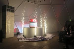 Odsłona nowego Juno - robota do podgarniania paszy