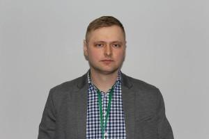 Emil Sobiecki, właściciel chlewni na 2 tys. świń w Dawidach, w powiecie parczewskim i reprezentant  grupy producenckiej
