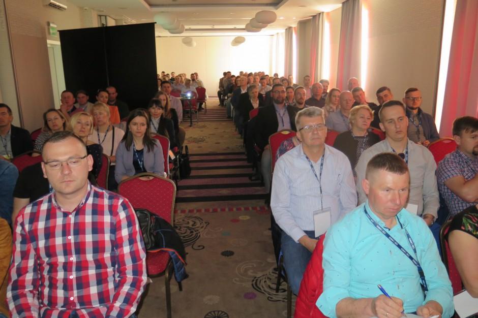 Uczestnicy konferencji Cid Lines