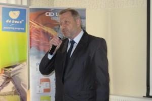 Leszek Ksobiech, Dyrektor Handlowy Cid Lines