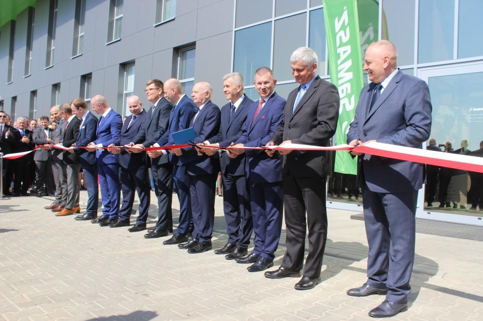 Otwarcie fabryki SaMasz - Zabłudów, 13.04.2018 r.