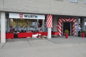Dni otwarte w sklepach Würth Polska