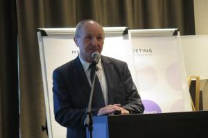 Piotr Ruciński Specjalista ds. Rolnictwa Ambasady USA w Warszawie