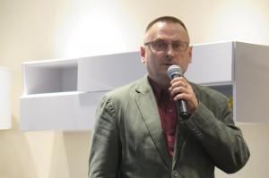 Jerzy Kosieradzki z U.S. Soybean Export Council