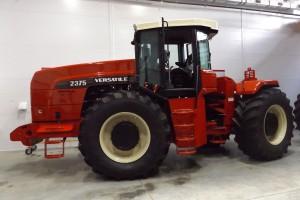 Przegubowy traktor Versatile 2375 powstaje od podstaw w Rostowie nad Donem; fot. KW