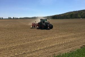 Rosja: Do 19 kwietnia zasiano rośliny jare na powierzchni 3,3 mln ha