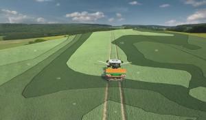 Claas Crop Sensor określa zawartość azotu w roślinach i ilość biomasy, a na tej podstawie dawkuje nawóz. Urządzenie można kupić lub wynająć