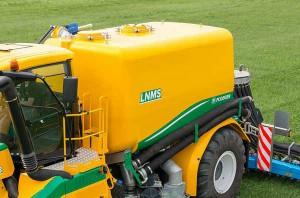 Zbiorniki na gnojowicę są produkowane przez Ploeger.