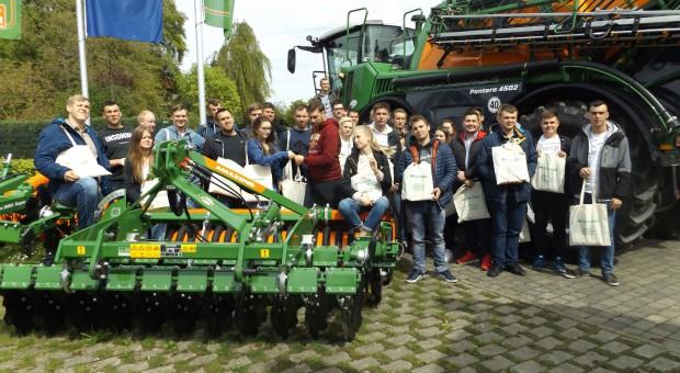 Studenci rolnictwa SGGW na wyjeździe w Niemczech