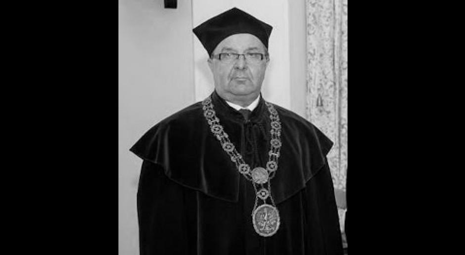 Zmarł prof. dr hab. Wiesław Jerzy Koziara