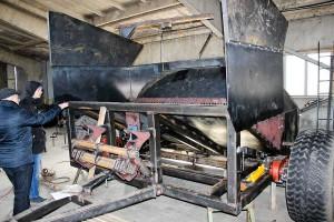 Główny produkt fabryki Boguslav to opryskiwacze zaczepiane. Maszyny są bardzo popularne m.in. w takich krajach, jak: Rumunia, Węgry czy Rosja