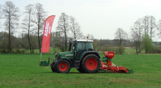 Wiosenny pokaz pracy agregatu Agro-Masz Grass 300