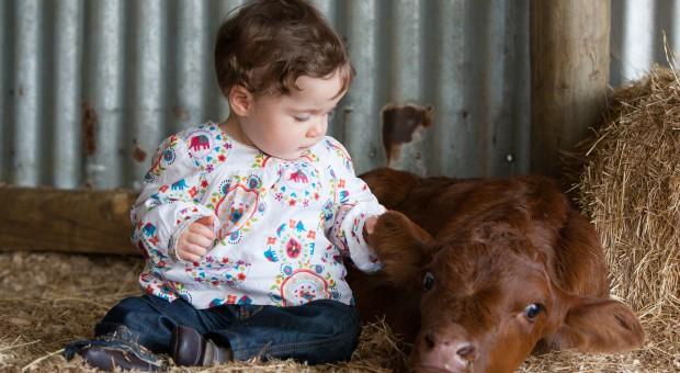 Dzieci wychowujące się na wsi bardziej odporne na stres
