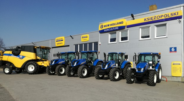 New Holland z nowym dealerem