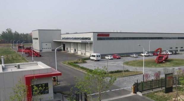 Grimme otwiera fabrykę w Chinach