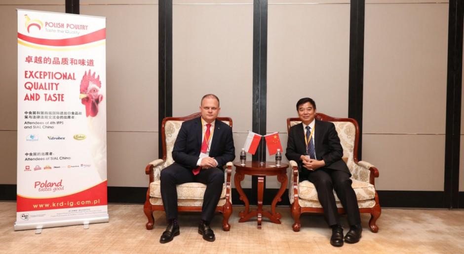 KRD-IG rozpoczęła misję w Chinach