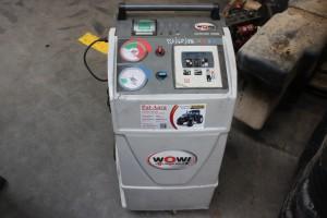 Ze względu na niewielkie gabaryty stacji klimatyzacji usługi serwisowe mogą być świadczone u klienta