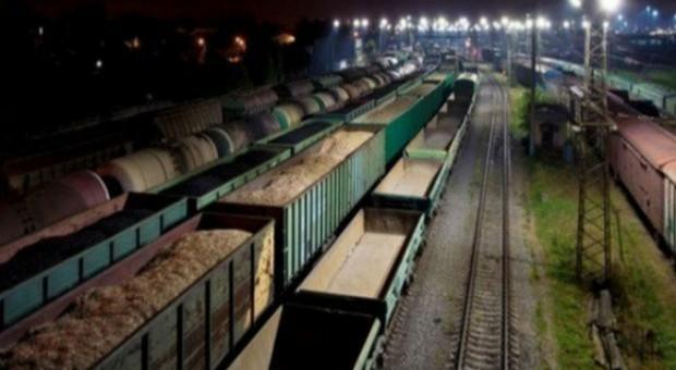 Ukraina: Wyniki eksportu zbóż