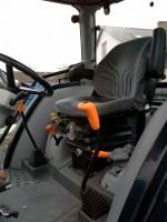 Kabina niezbyt obszerna, ale jakość użytych wewnątrz materiałów jest na wysokim poziomie