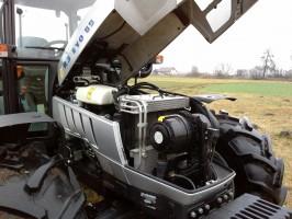 Dużym plusem ciągnika jest oszczędny i trwały silnik Deutza