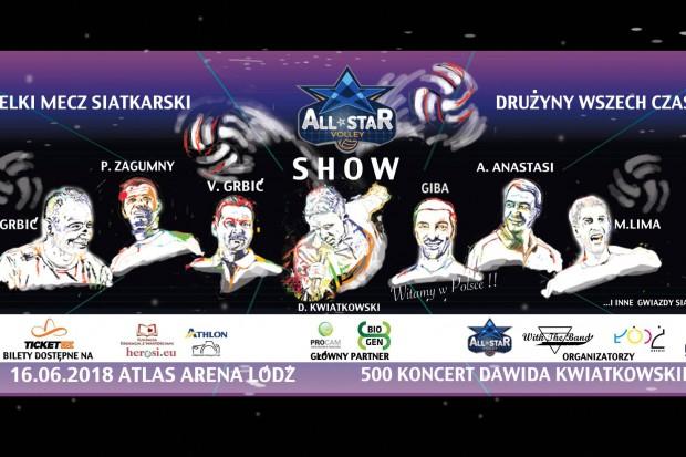 Konferencja Prasowa AllStar Volley Show