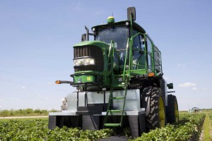 Maszyna Harvest Croo nie wymaga zmiany typu uprawy fot. botmag.com