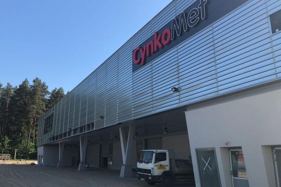 Nowa hala Cynkometu w Czarnej Białostockiej, fot. Cynkomet