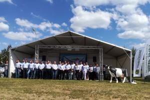 Jubileusz 10-lecia firmy Amrol został połączony z dniami otwartymi firmy John Deere, fot. AK