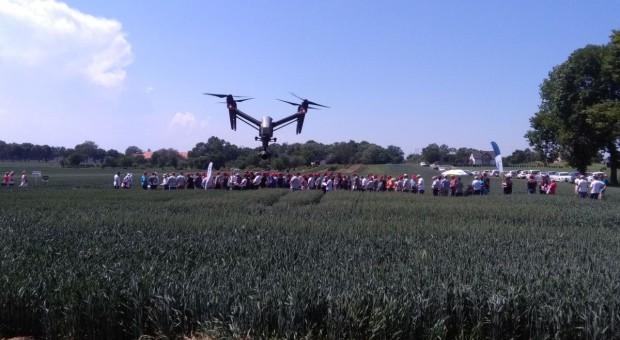 AgroFiesta pod okiem dronu