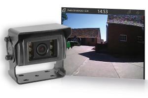 Funkcja AmaCam pozwala na automatyczne przełączenie się urządzenia do wyświetlania obrazu z tylnej kamery (o ile taka została zainstalowana)