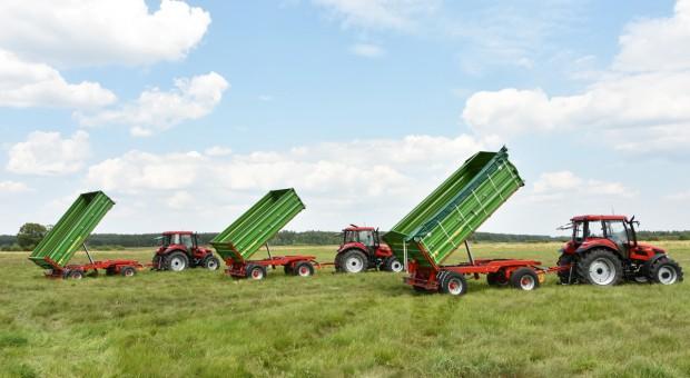 Sprzedaż przyczep rolniczych rośnie
