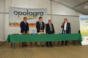 Opolagra 2018, oficjalne otwarcie targów, fot. ArT
