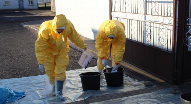 Zmiana w prowadzeniu dochodzenia epizootycznego w zw. z ASF