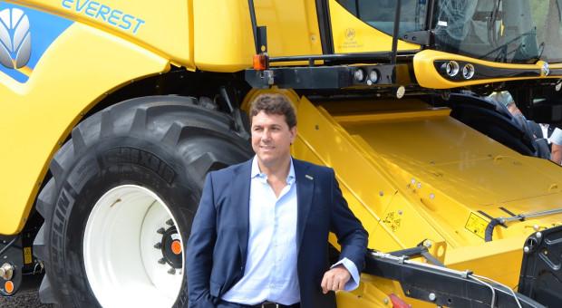 Polskie rolnictwo, sprzedaż maszyn i strategia New Hollanda