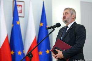 Ardanowski: Aby pomóc rolnikom, najpierw trzeba oszacować straty wynikające z suszy
