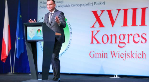 Prezydent: Wieś ma wielkie zasługi dla historii Polski