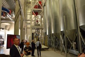 Wnętrze jednej z hal produkcyjnych