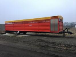 Wagony do transportu zwierząt