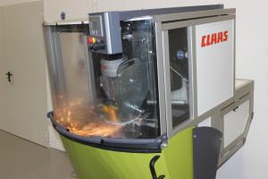 Zautomatyzowane urządzenie Aqua Non Stop Comfort pozwala na szybkie i w pełni zautomatyzowane ostrzenie, a wykorzystanie szablonów na noże skutkuje wysoką precyzją procesu