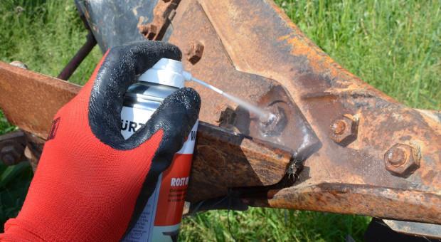 Jak odkręcić zardzewiałą śrubę?