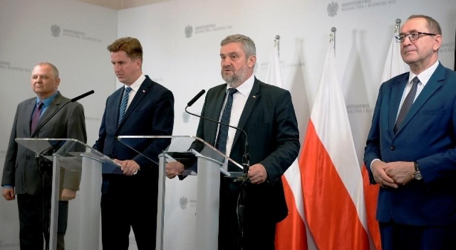 Ardanowski zapowiada zmiany kadrowe w resorcie i w instytucjach podległych