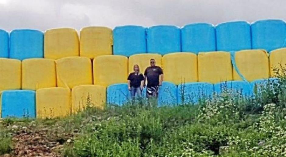 Szwedzki rolnik chciał wesprzeć chore dzieci, nazwali go skrajnym nacjonalistą