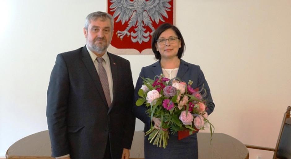 Maria Fajger dalej prezesem ARiMR