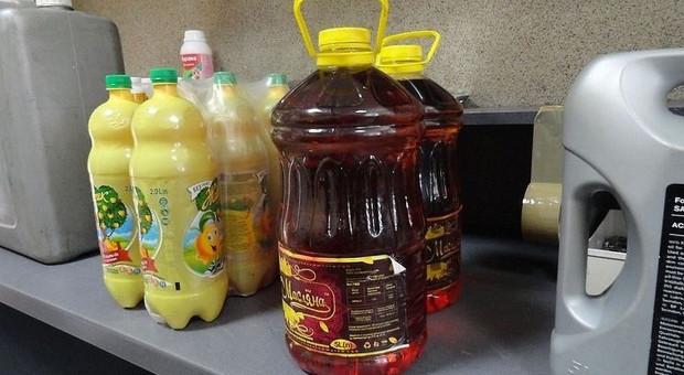 Pestycydy zamiast soków